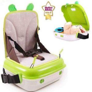 Trona portátil para bebés Star Ibaby