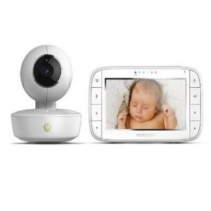 Vigilabebés con cámara Motorola